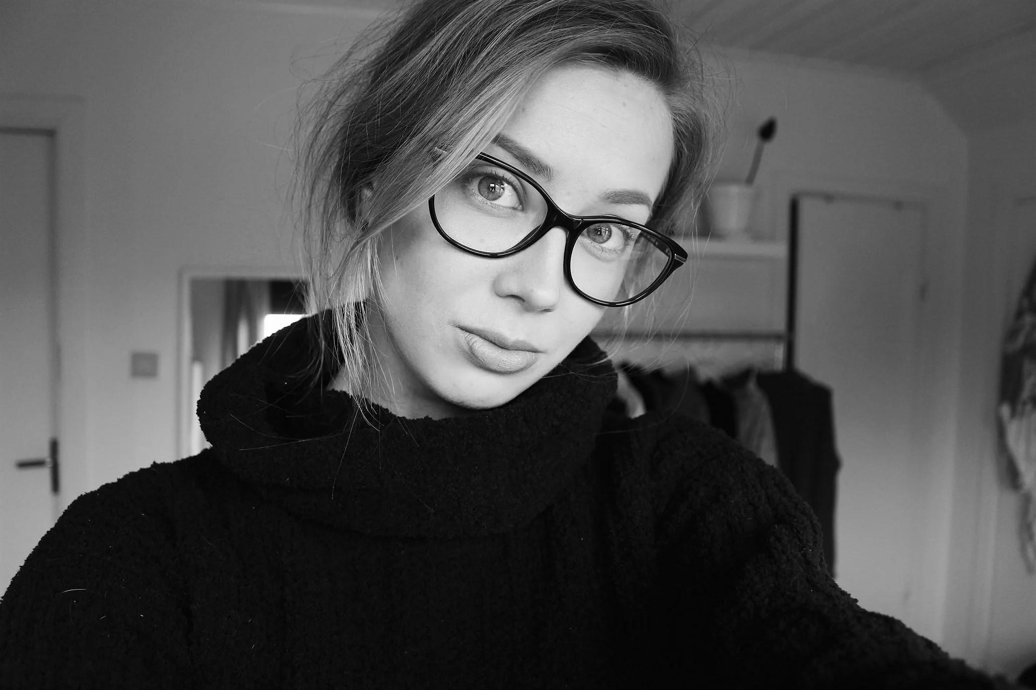 Mina nya glasögon