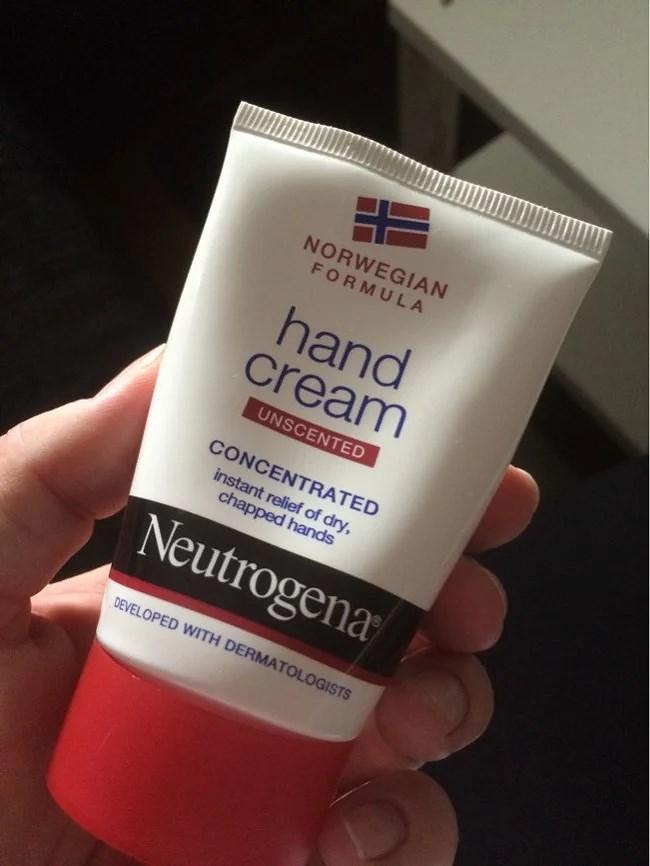 neutrogena handkräm