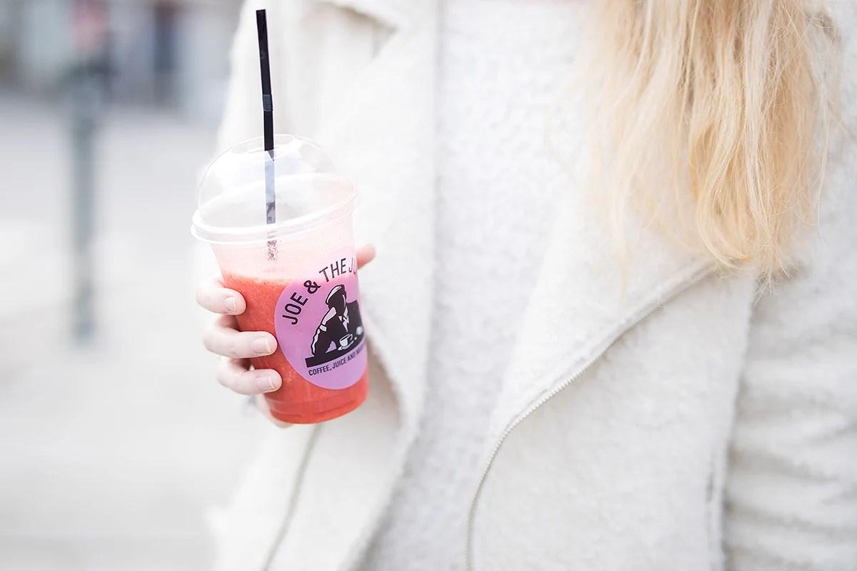 krist.in stavanger byen kaffe juice blomster