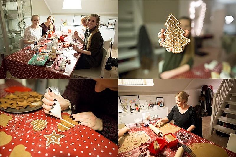 krist.in juleverksted desember pepperkaker pynte venninnekveld