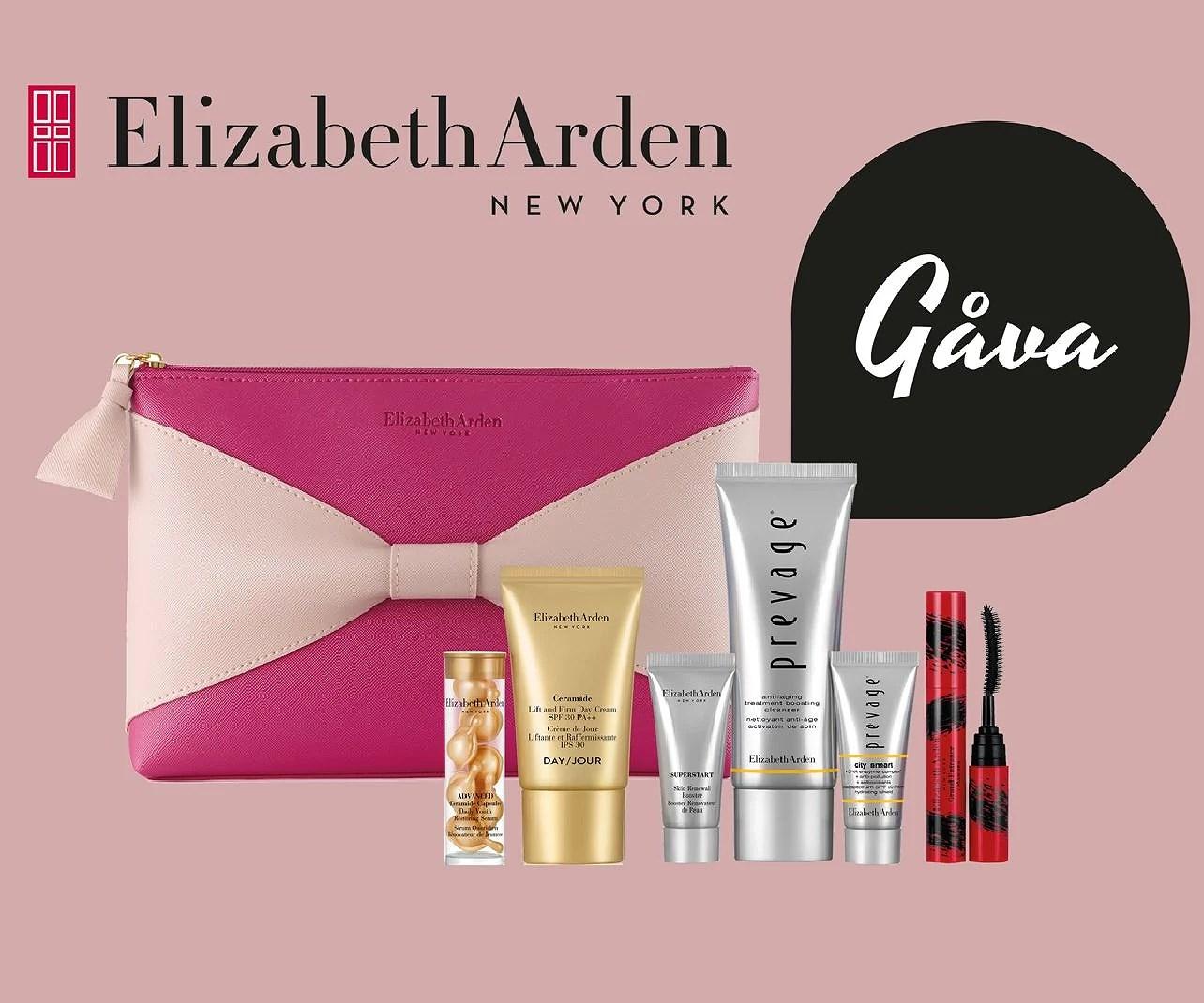 Grandparfymeri köp 2 valfria Elisabeth Arden produkter och få en gåva helt gratis