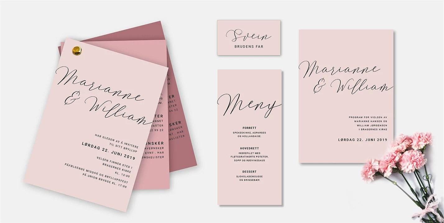 Designmal: Blush Pink