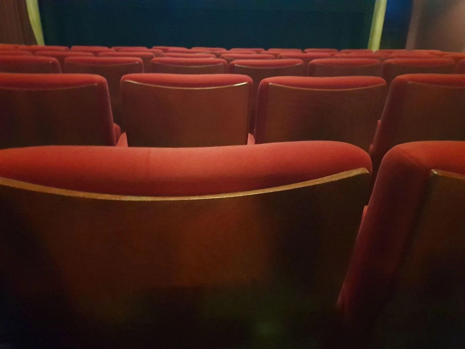Skräckfilm på bio med nolltrefem