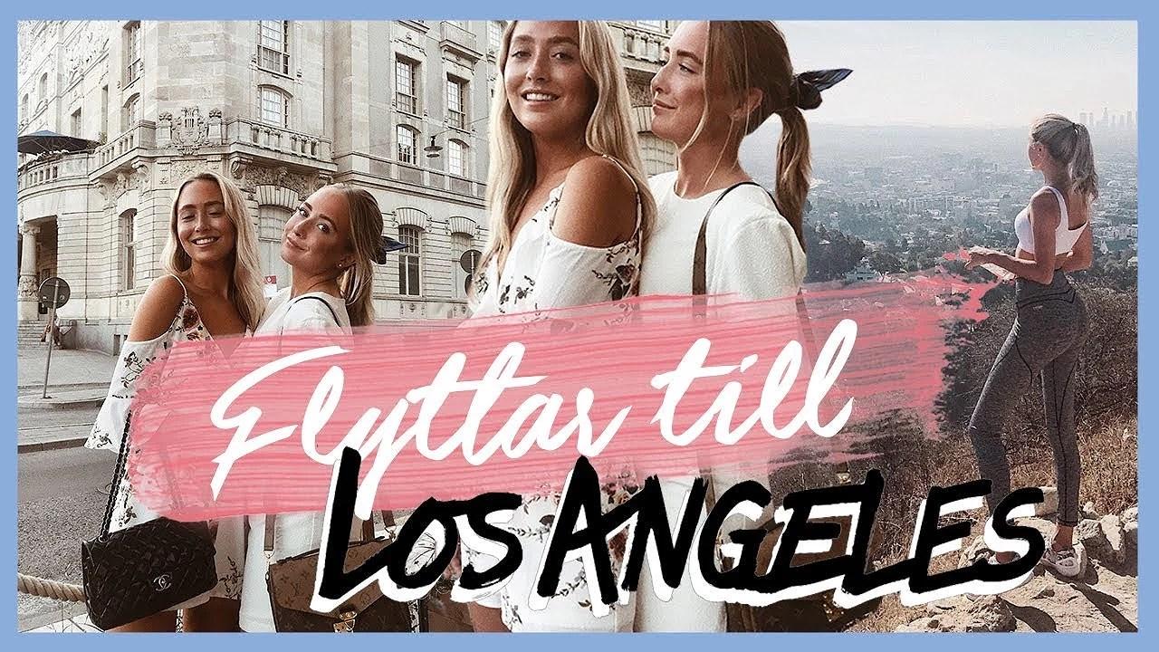 FLYTTAR TILL LOS ANGLES