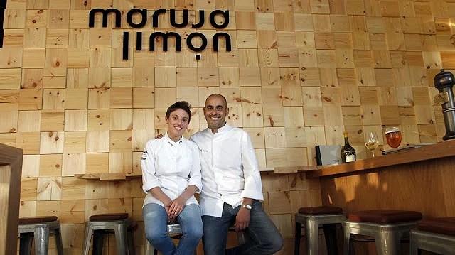 Maruja Limón, una estrella Michelín en Vigo
