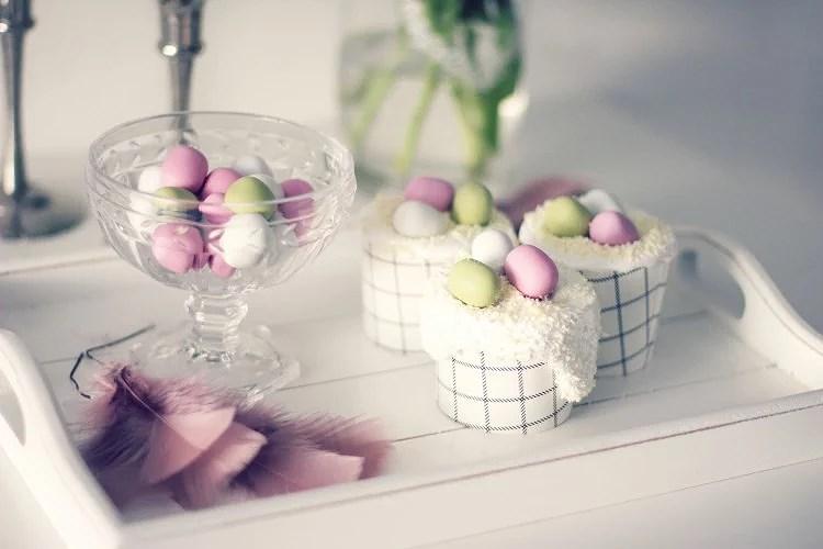RECEPT: PÅSKIGA CUPCAKES