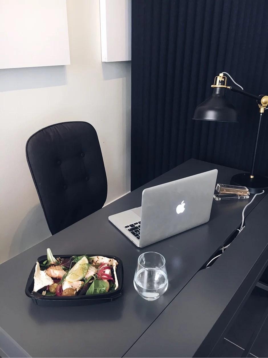Mitt nya kontor!