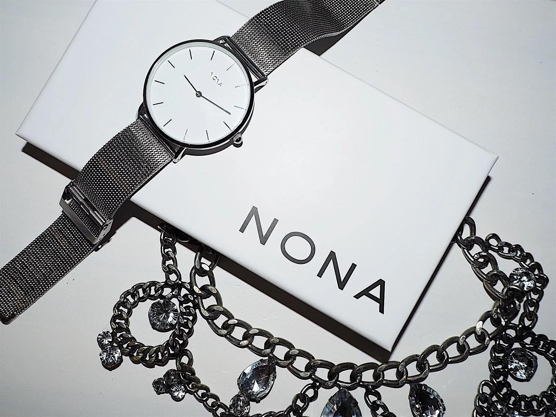 I samarbete med NONA watches