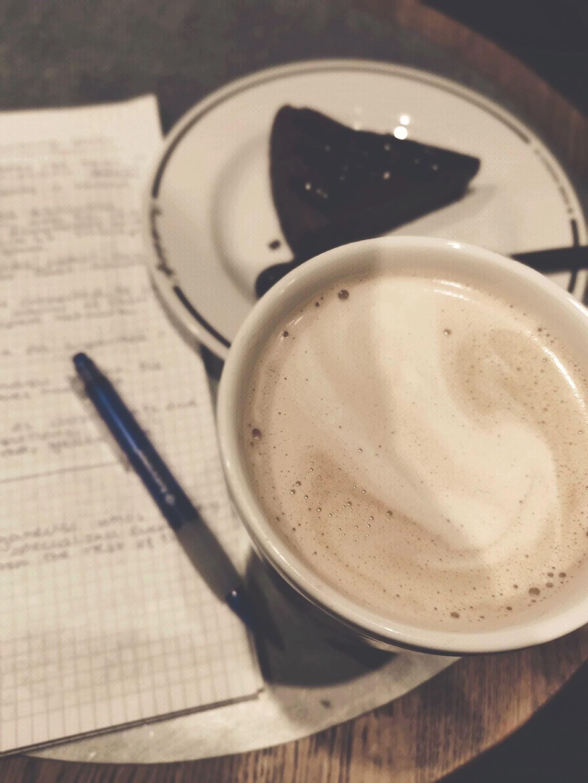 obligatorisk kaffe