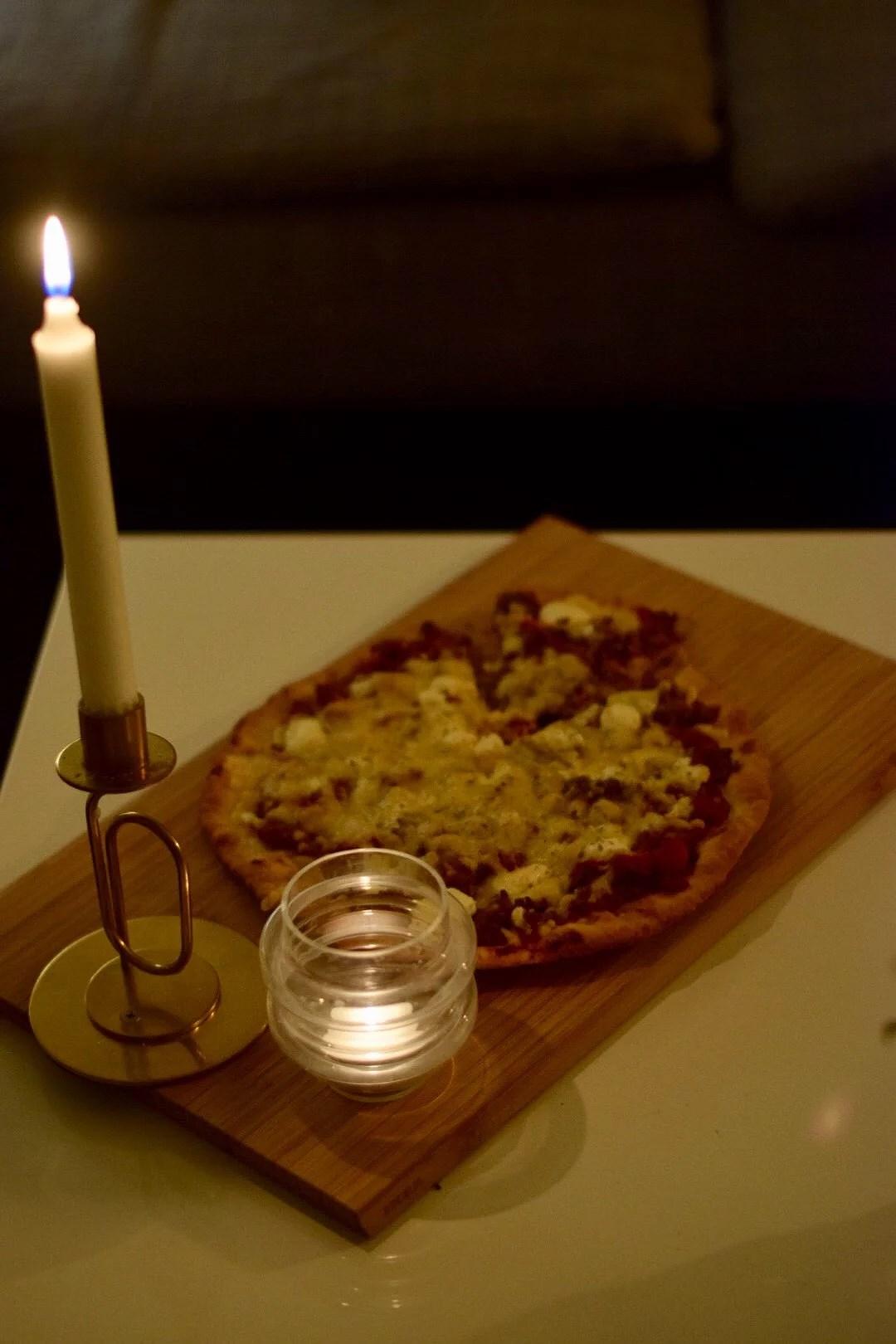 Tisdags pizza