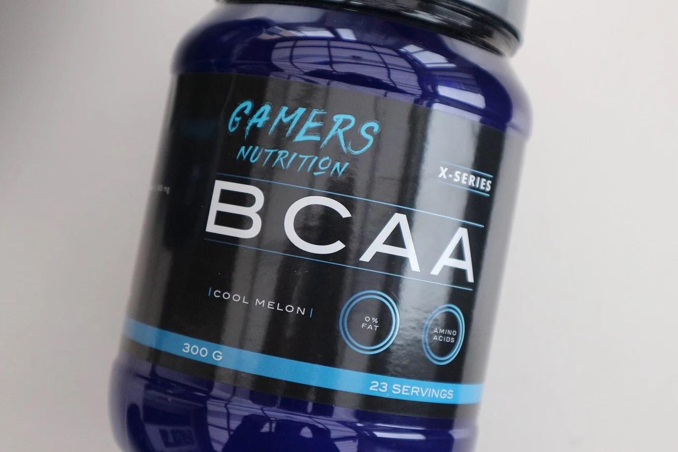 VAD ÄR BCAA?
