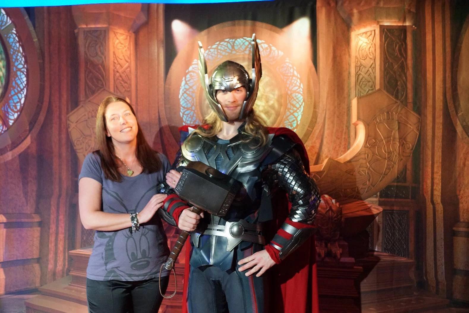 Nya upplevelser på Marvel Day at Sea med Disney Cruise Line