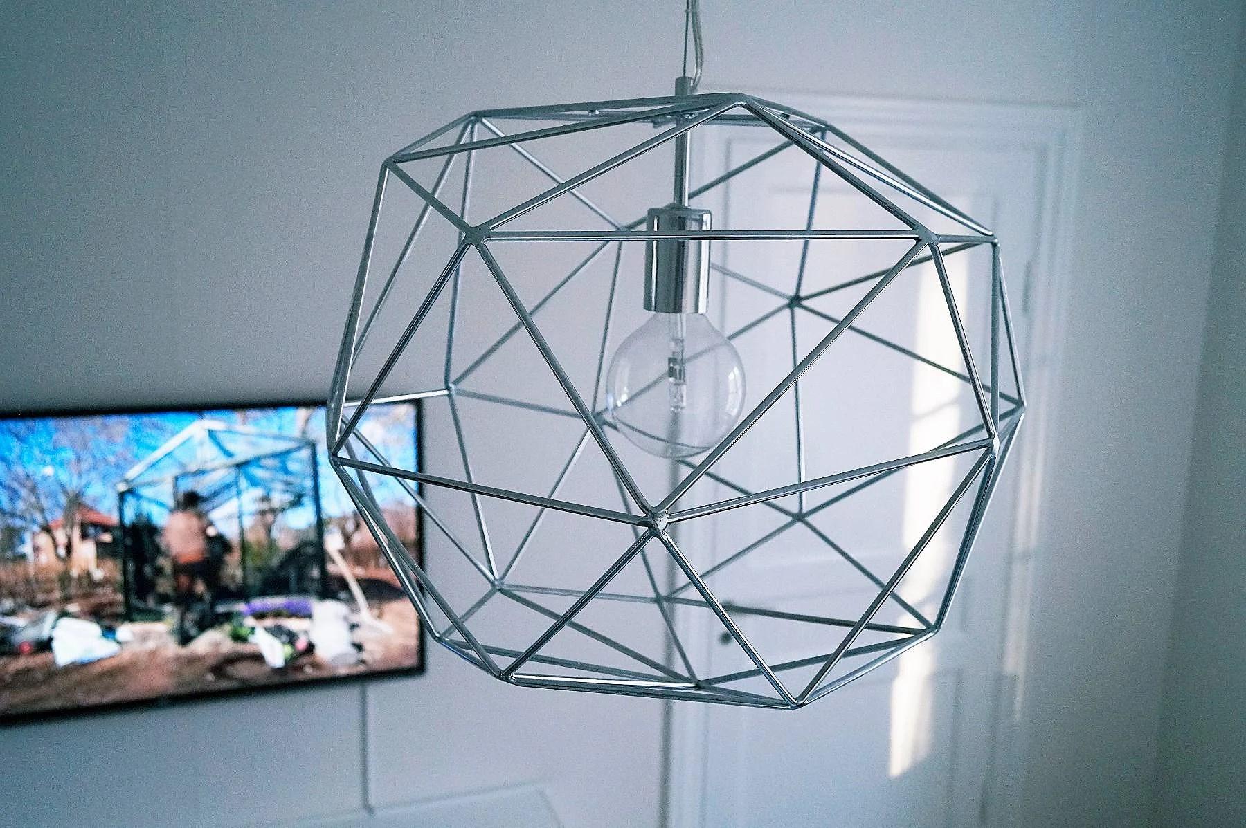 Diamond-lamp
