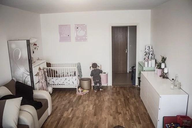 Ett rum blir två