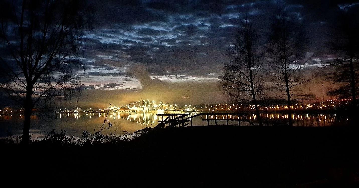 Kvällspromenad