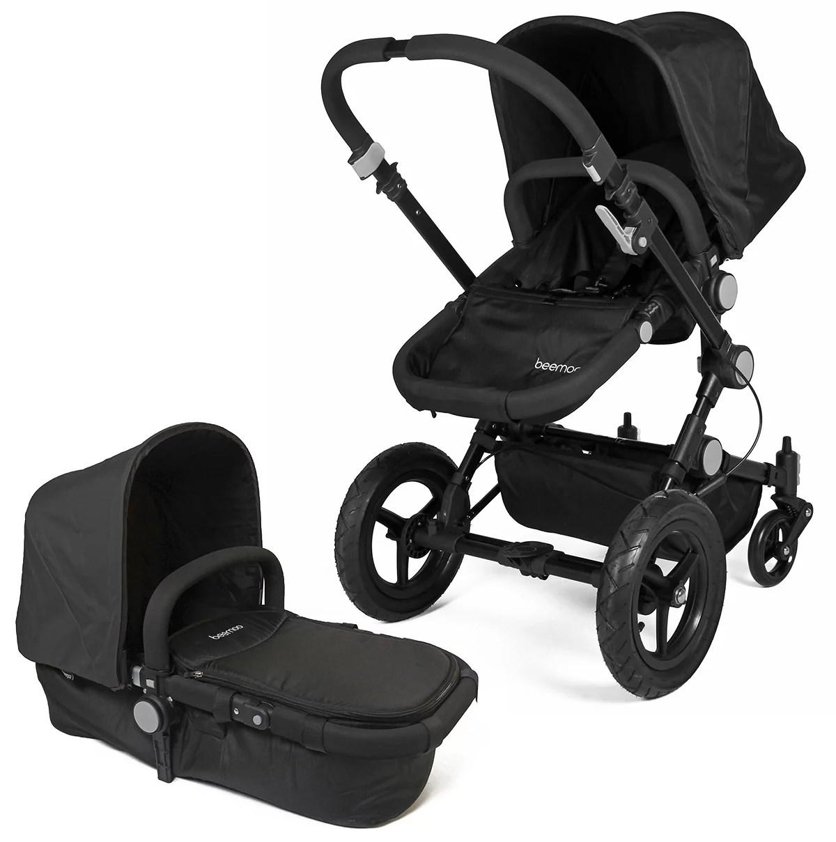Köpt ny barnvagn