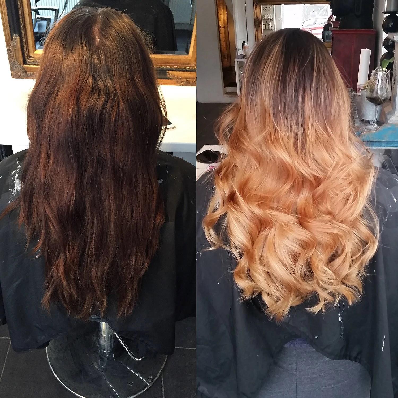 Nya håret!!