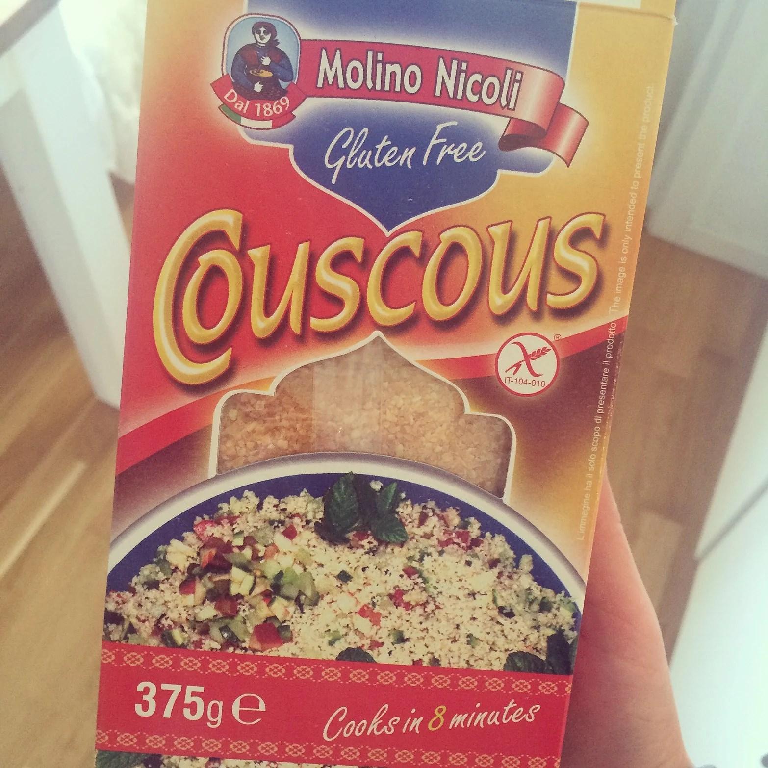 är det gluten i couscous