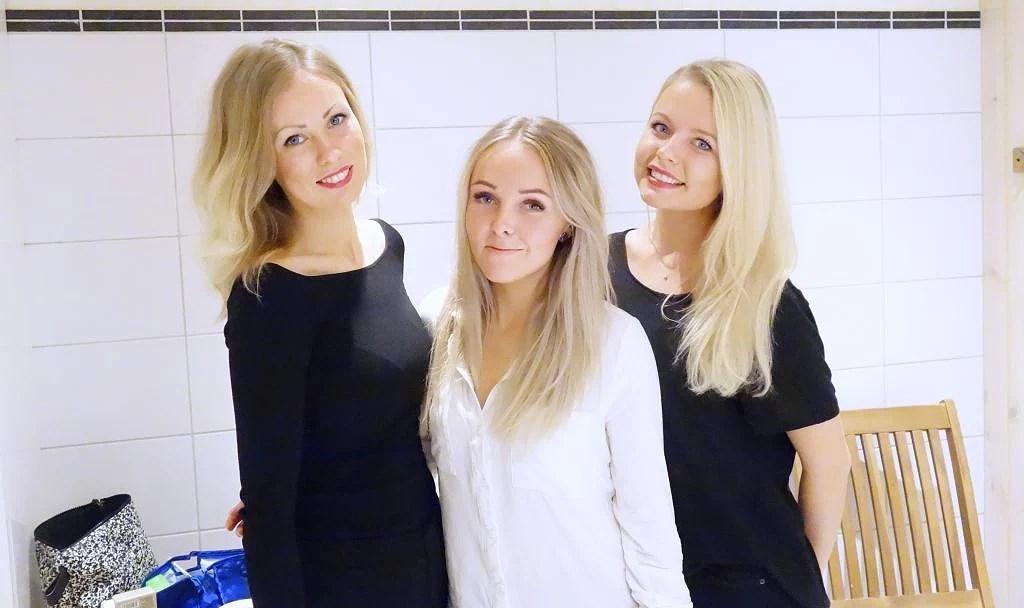 Triss i blondiner