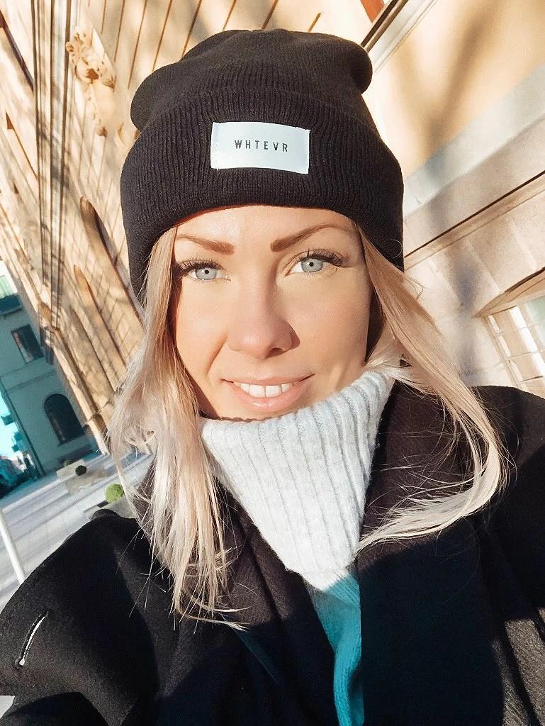 Uppsala för en kväll och Black Friday-shopping