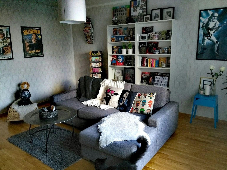 Mitt nya hem