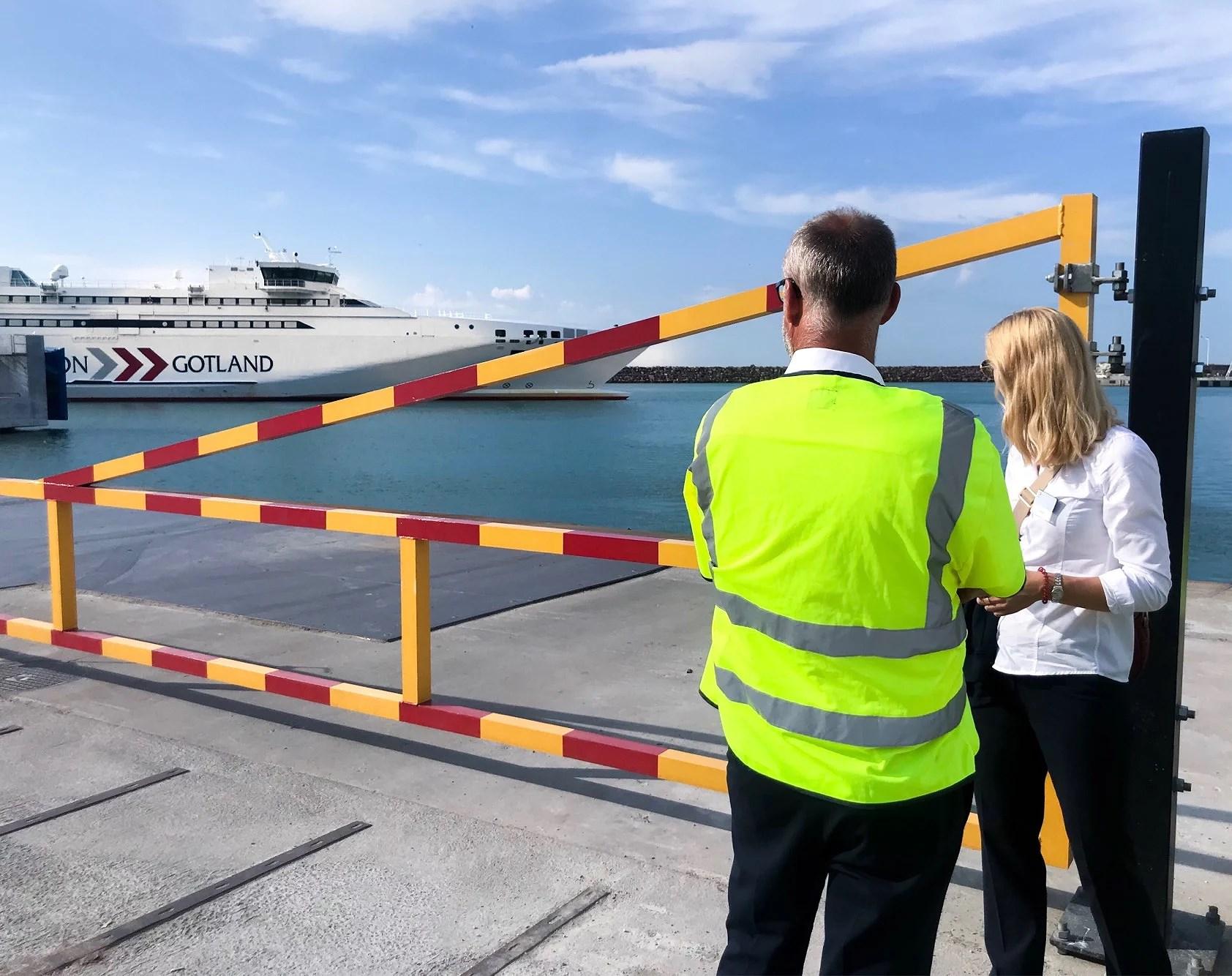 Att jobba på en båt - så är det
