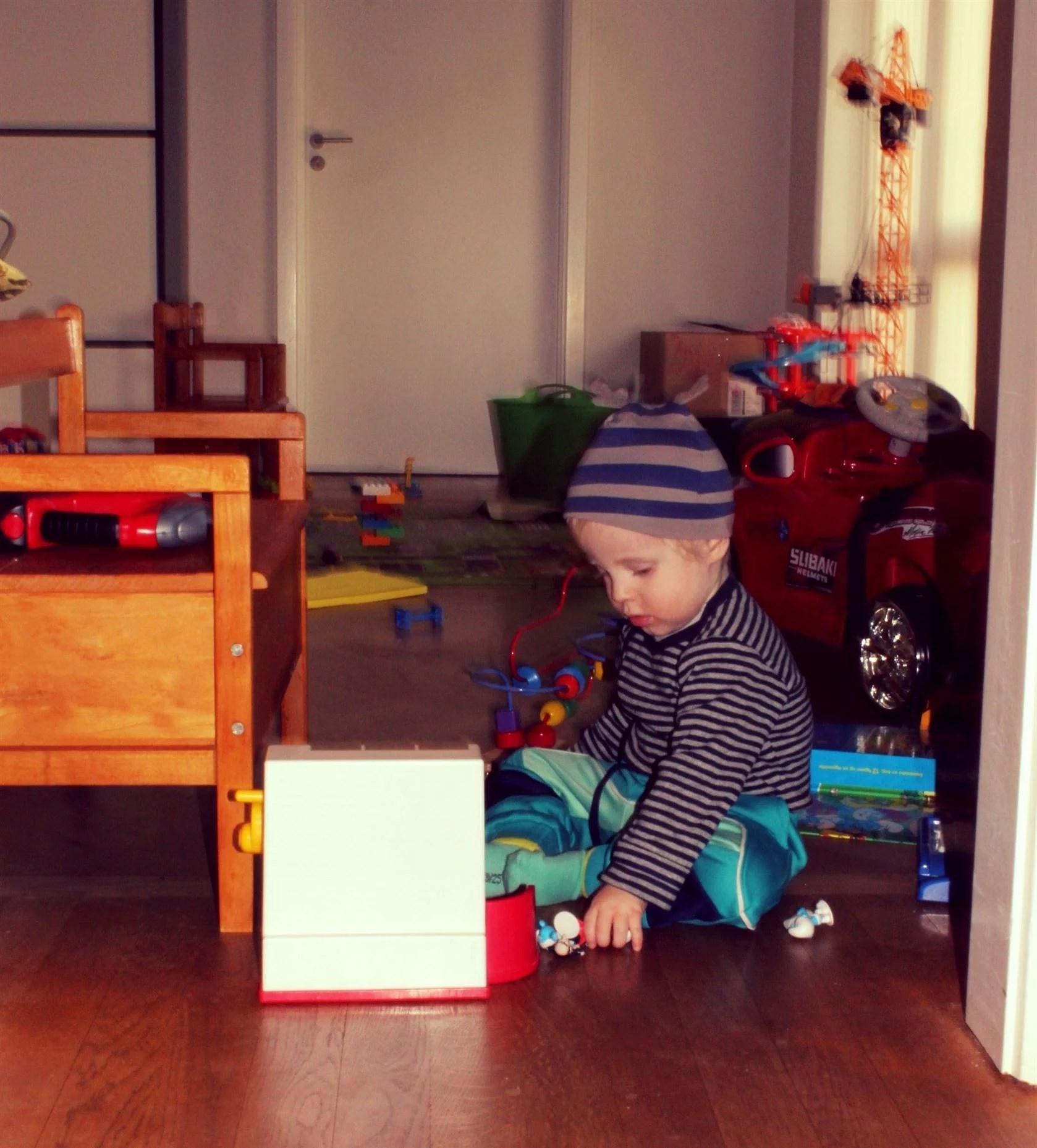 Når jeg får lyst til at kramme ekstra meget på mine unger