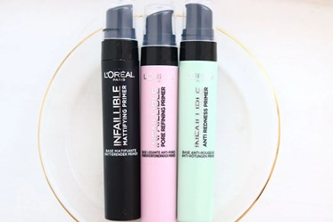loreal infallible primers