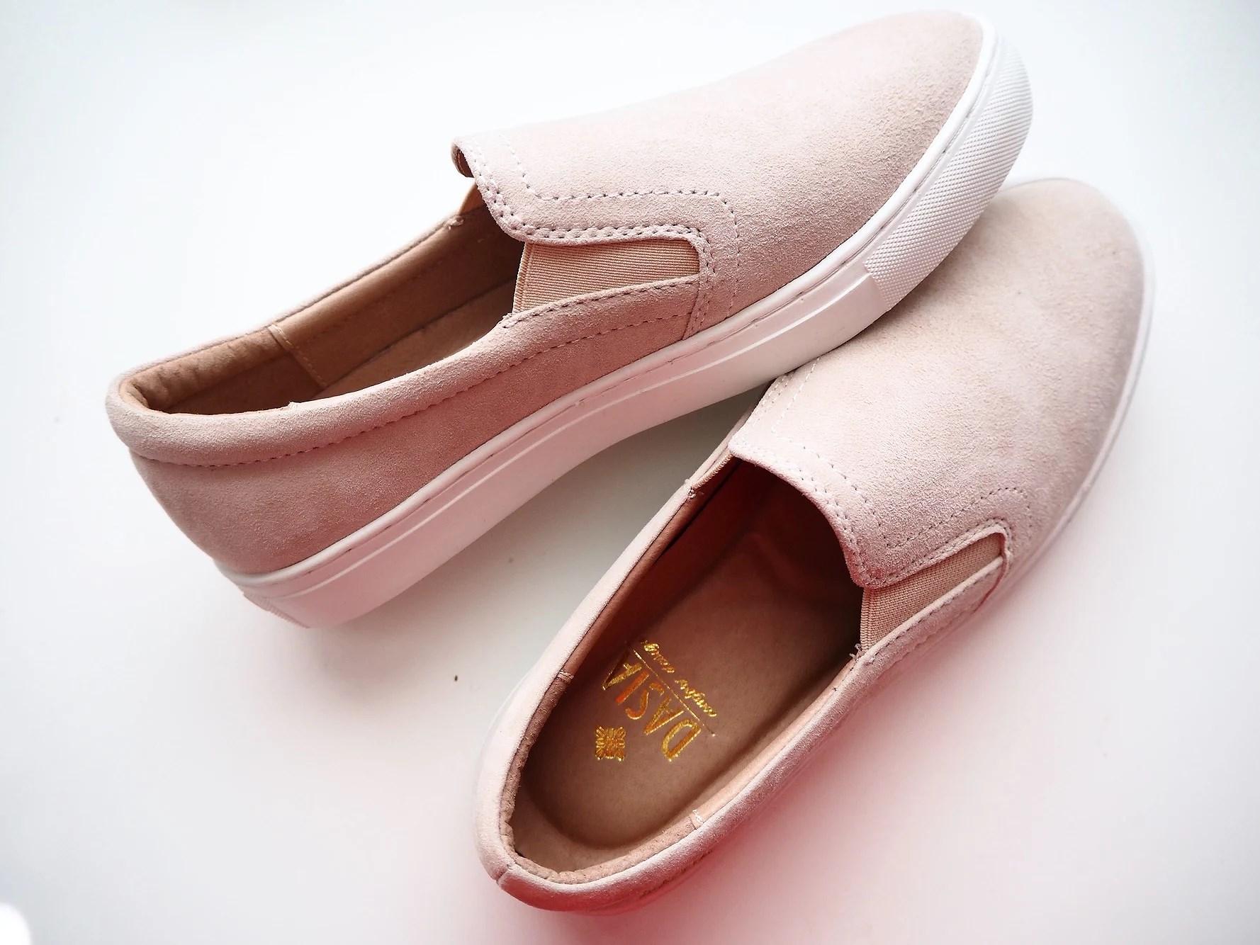 Nya favoriter att ha på fötterna