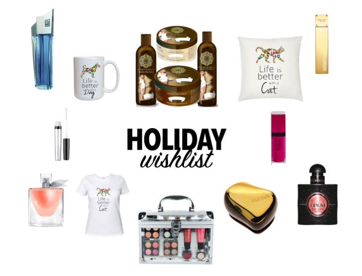 Holiday Wishlist, top gifts for her