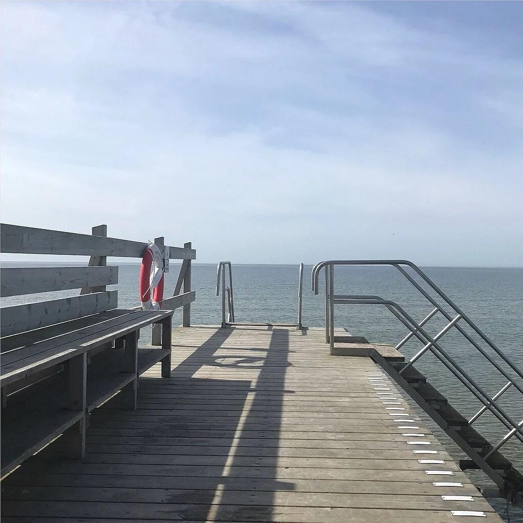 [sommarhelg] går mot sitt slut
