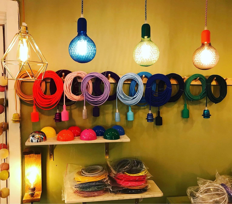 Gör din egen lampa