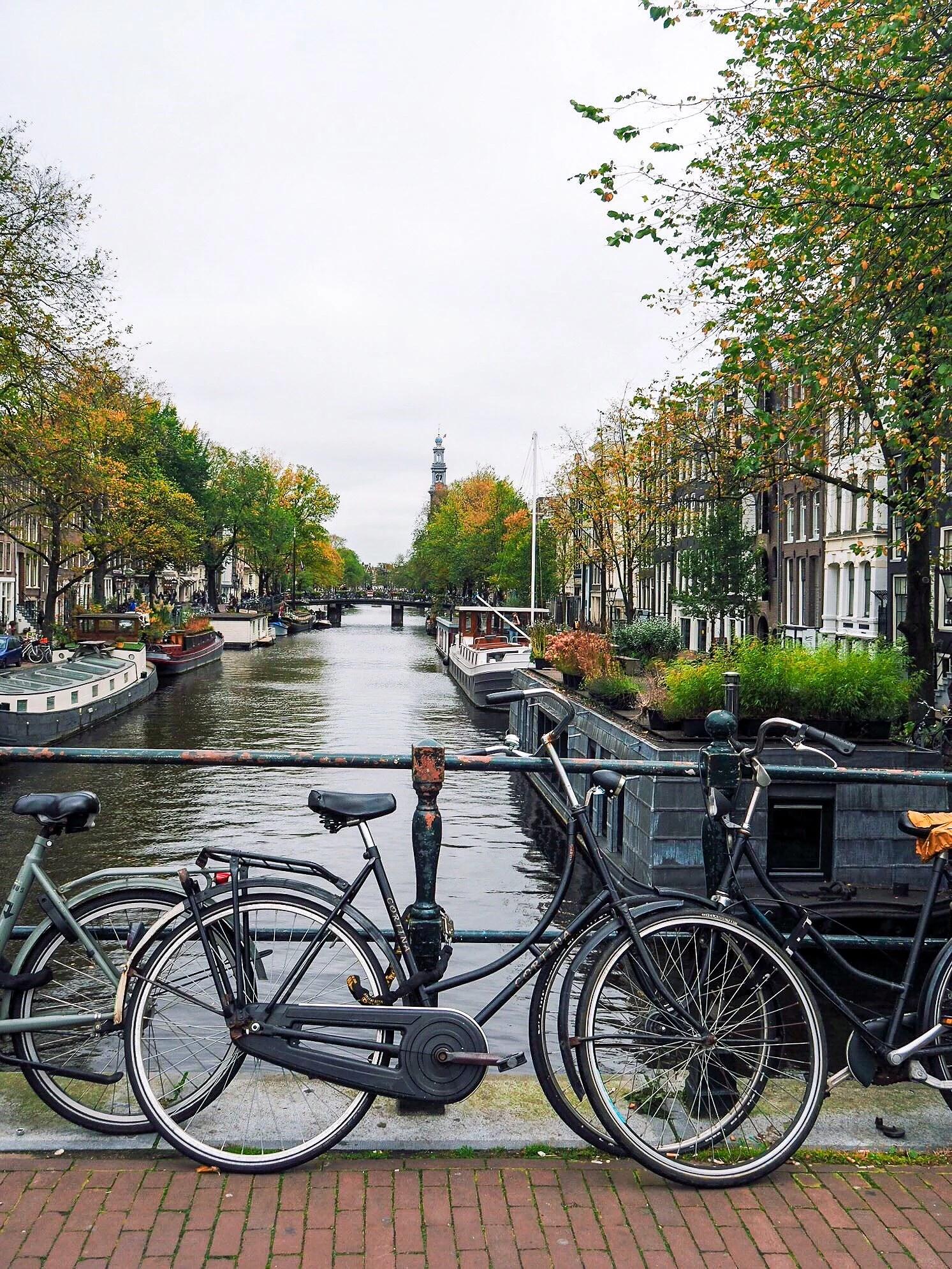 Guide til: Amsterdam