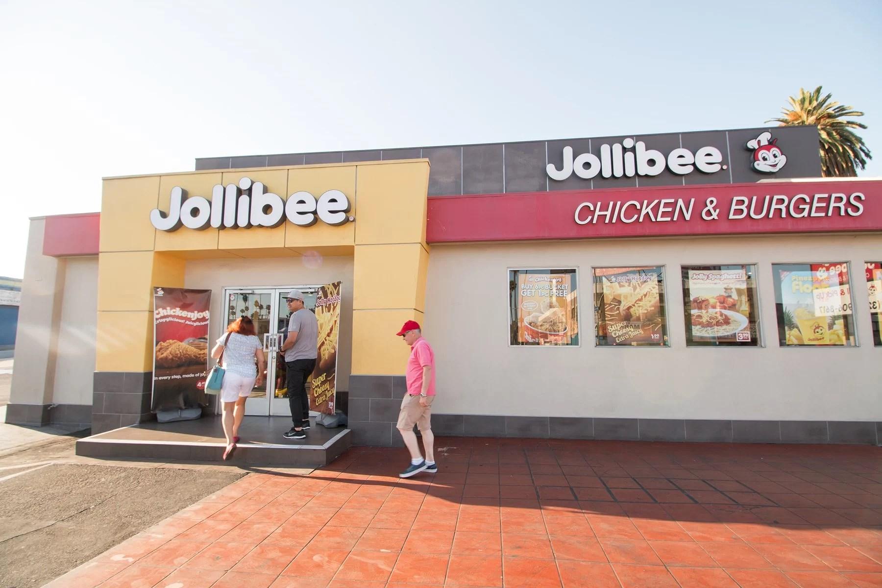 Los Angeles - Welcome to Jollibee!