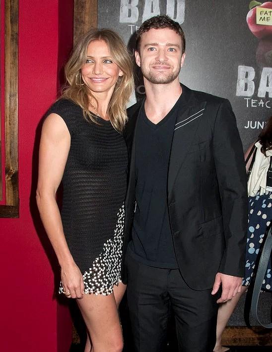 """Med filmen """"Bad Teacher"""" på bio, blir vi påminda om hur bra Cameron Diaz och Justin Timberlake passade ihop!"""