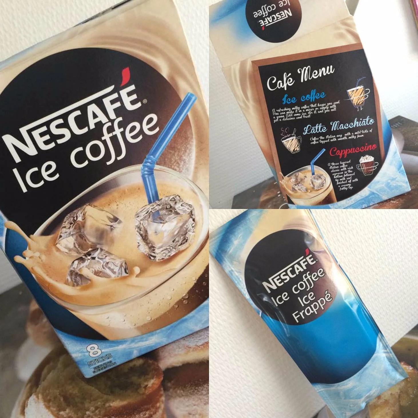 Tips - Ice coffee
