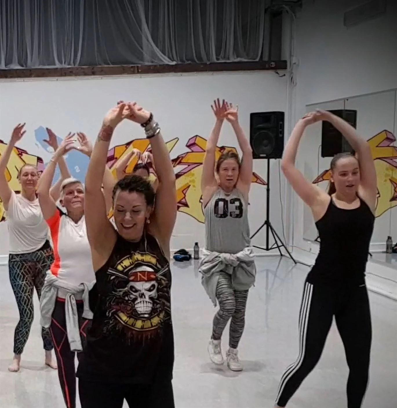 Nya koreografier varje vecka