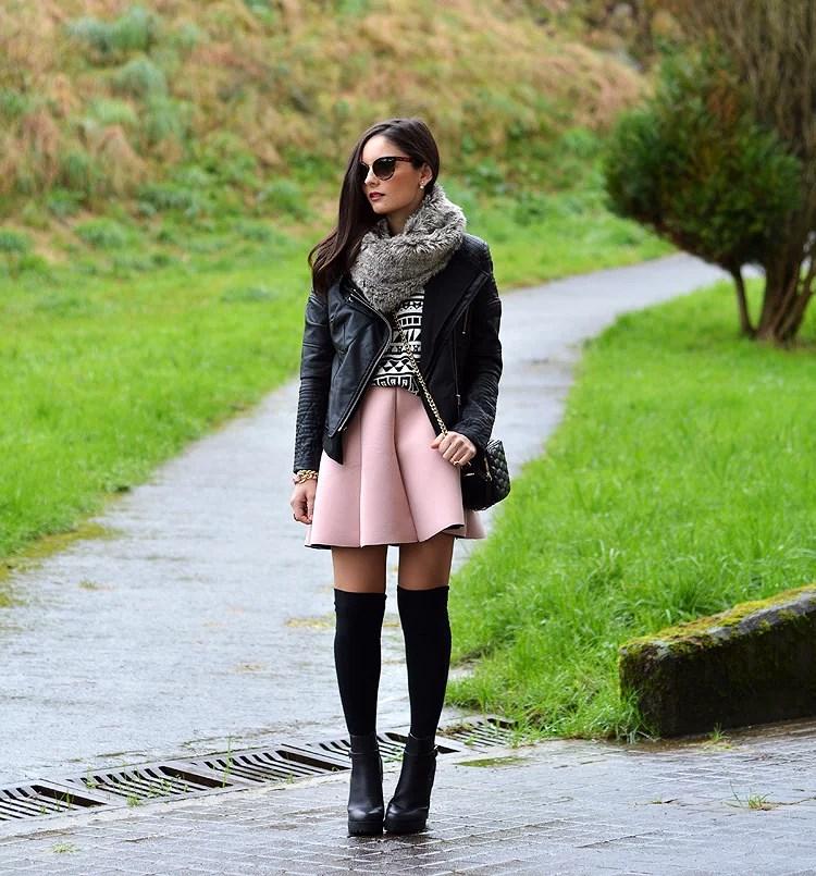...Cute skirt...