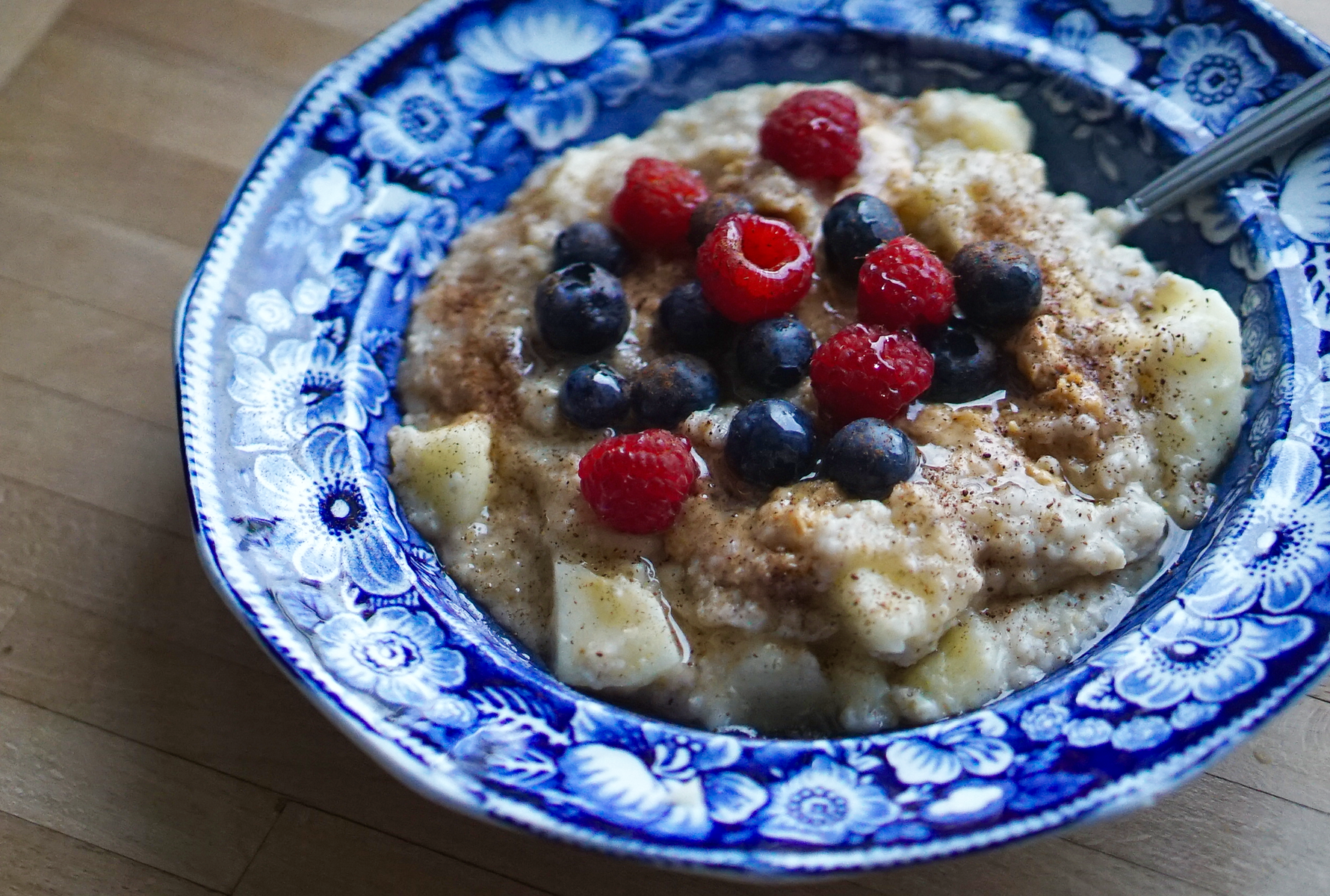 Healthy, Filling Oatmeal