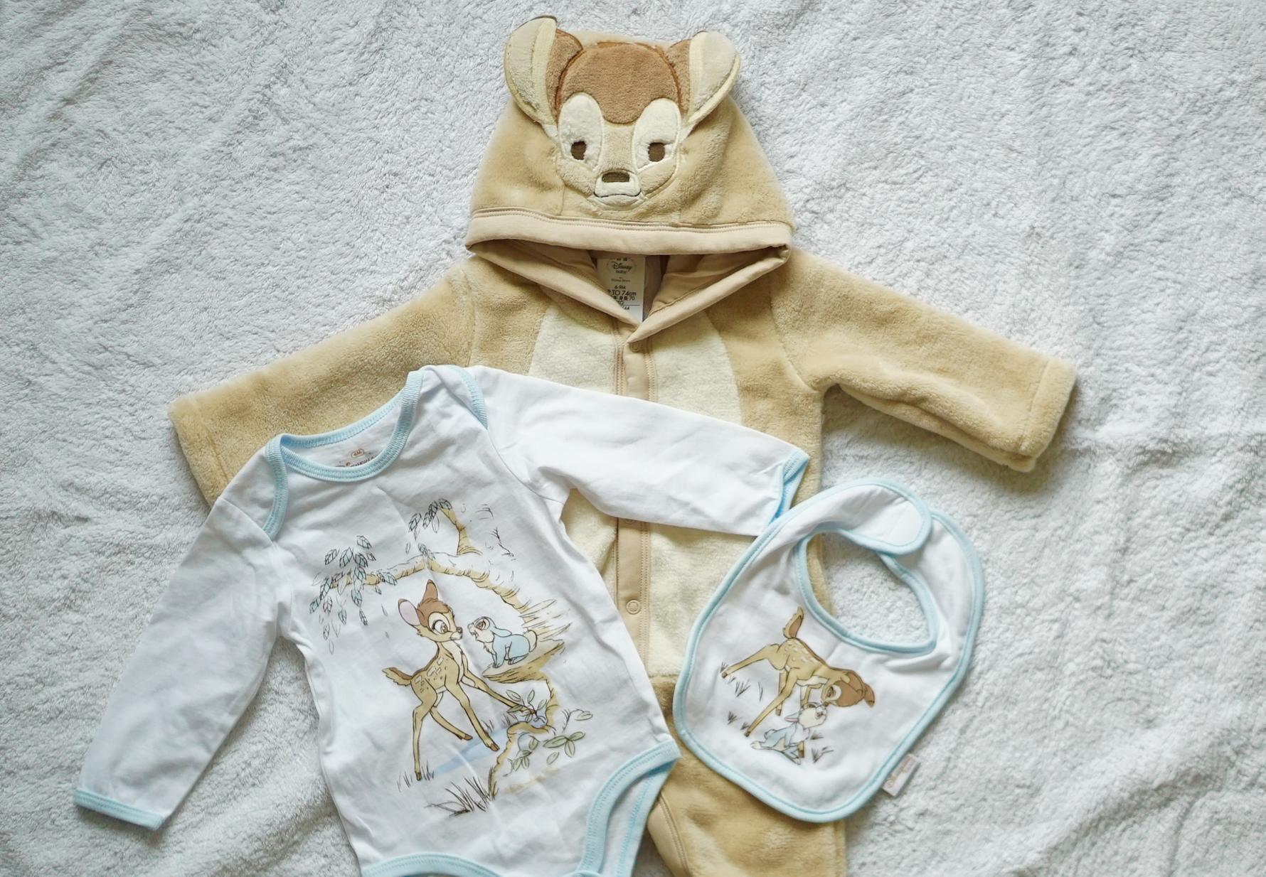Disney Friday: Disneyland Baby Boy Bambi Haul