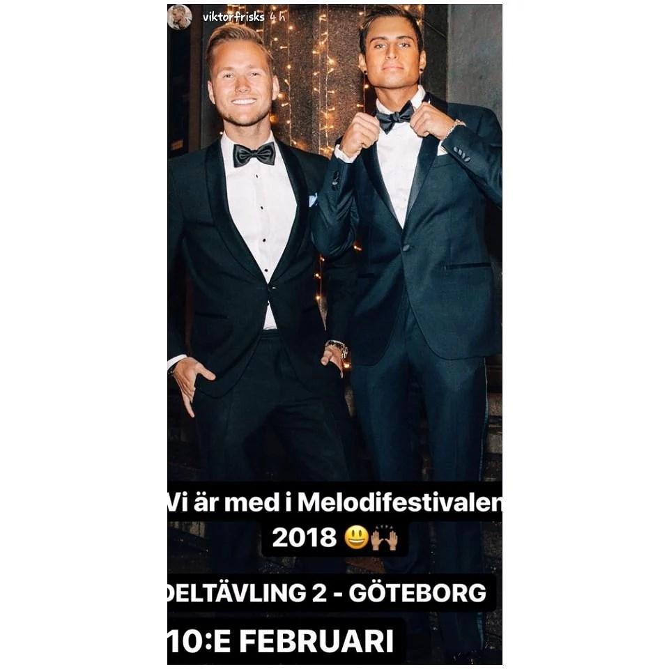 Vi ses i Göteborg handsome! ♡
