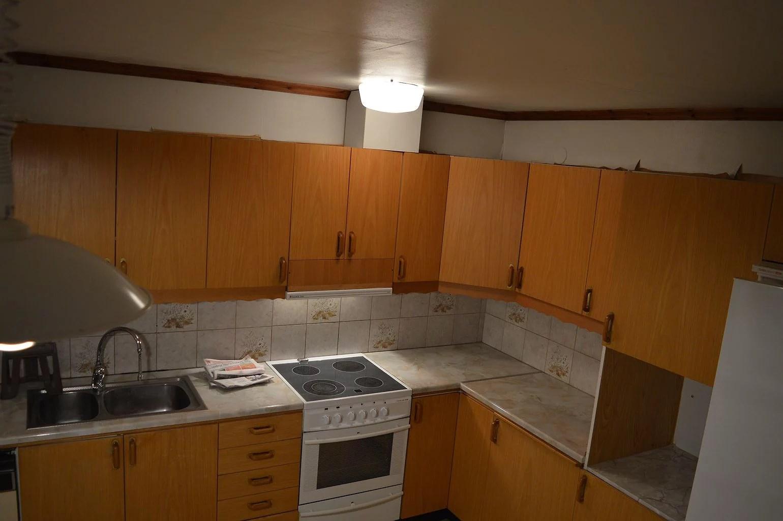 Renovring av huset