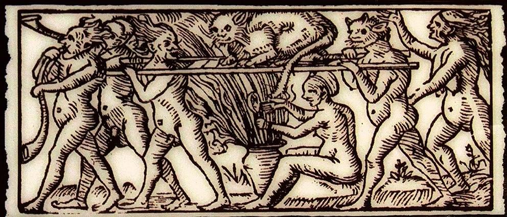 The Witches of zugarramurdi / witching & bitching