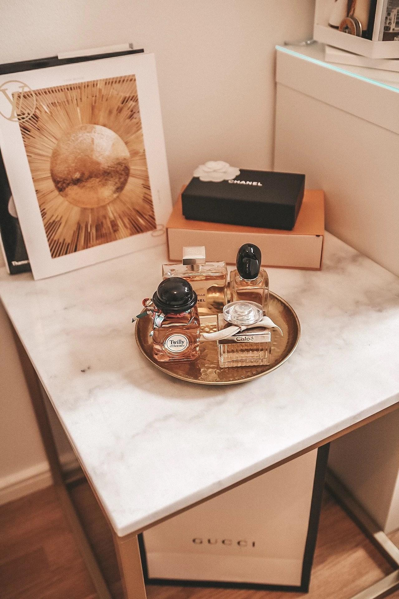 Mina favorit parfymer