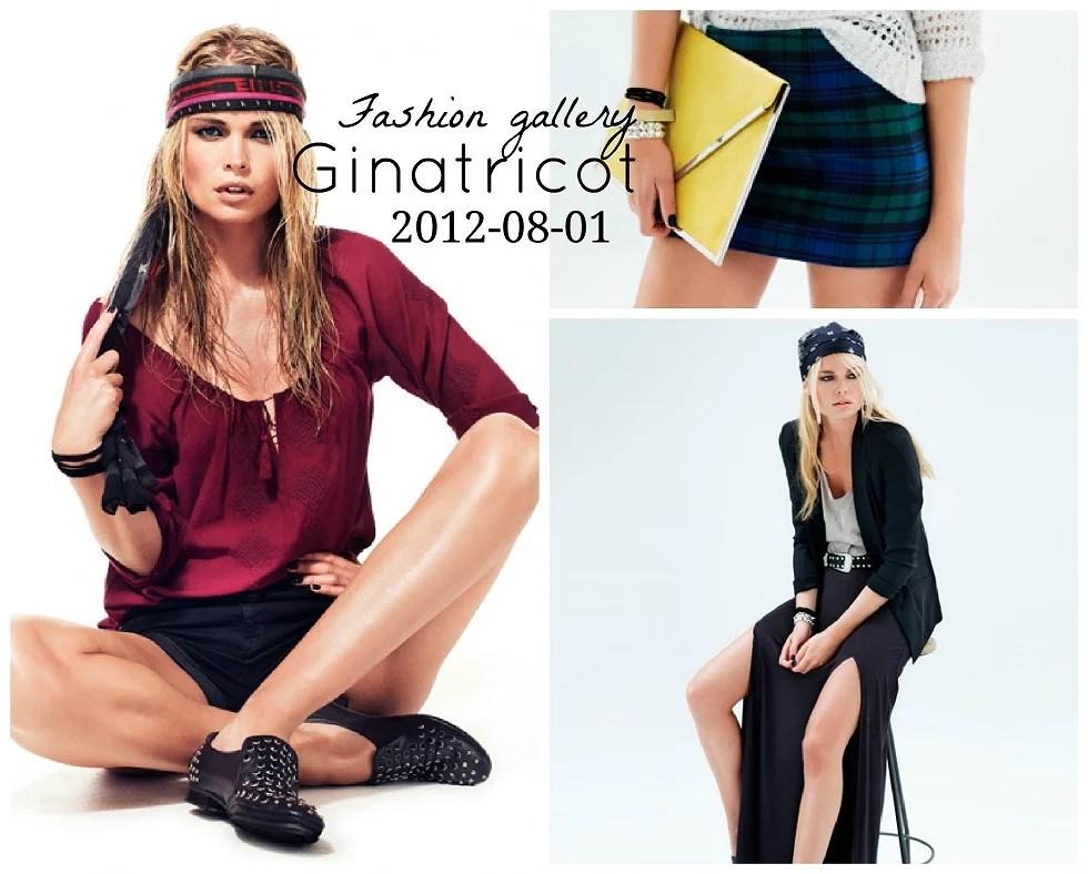 Ginatricot Fashion gallery