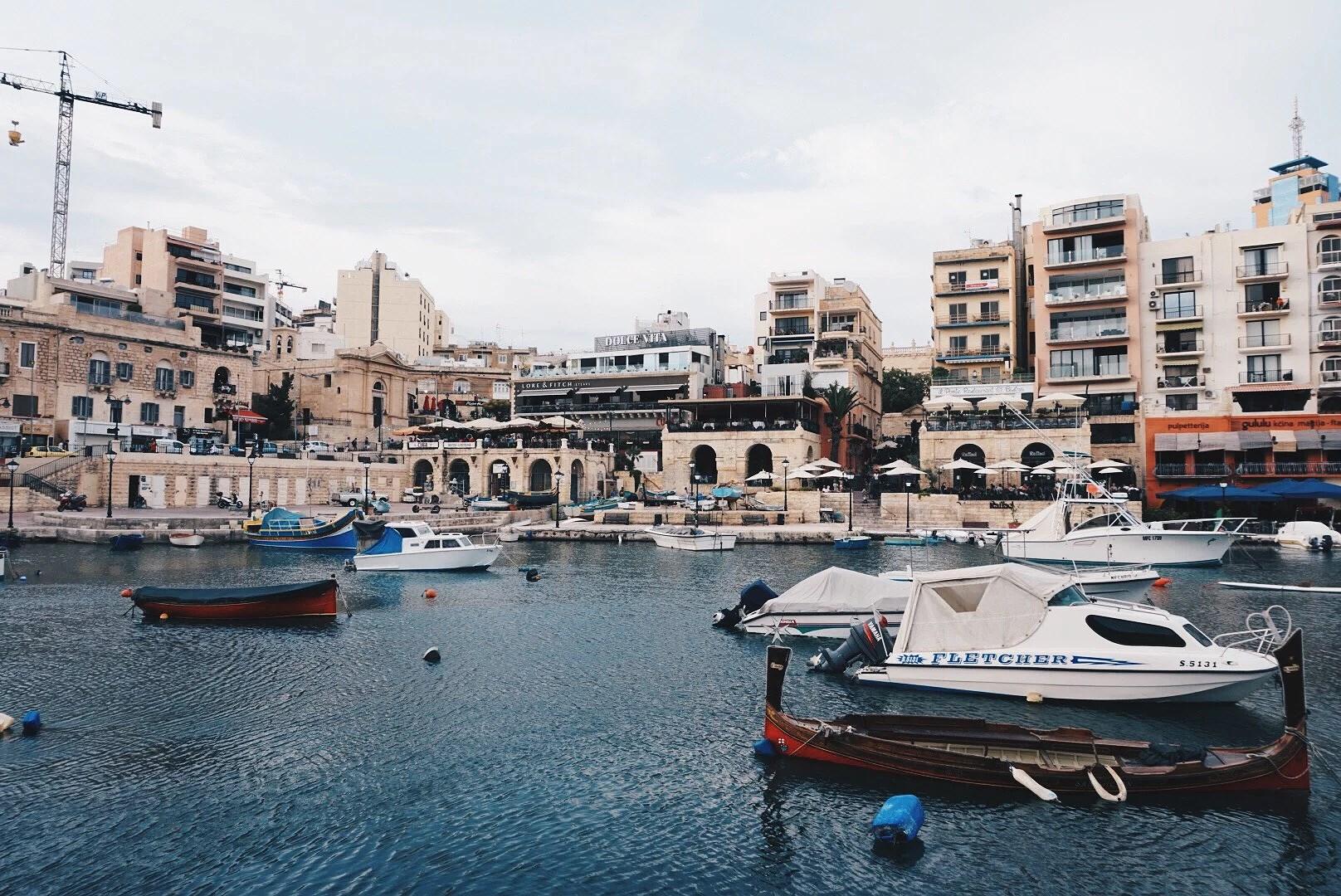 Andra dagen på Malta