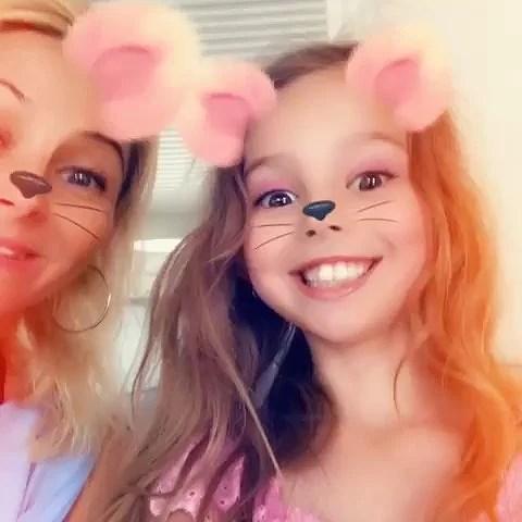 Älskar min lilla tjej!