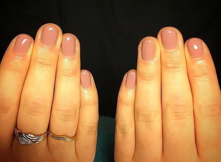 Fixade naglar!
