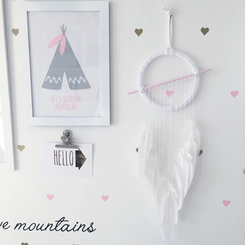 Nytt på väggen till leilas rum