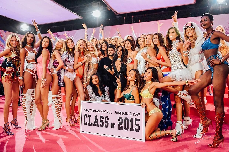 VS fashion show 2015